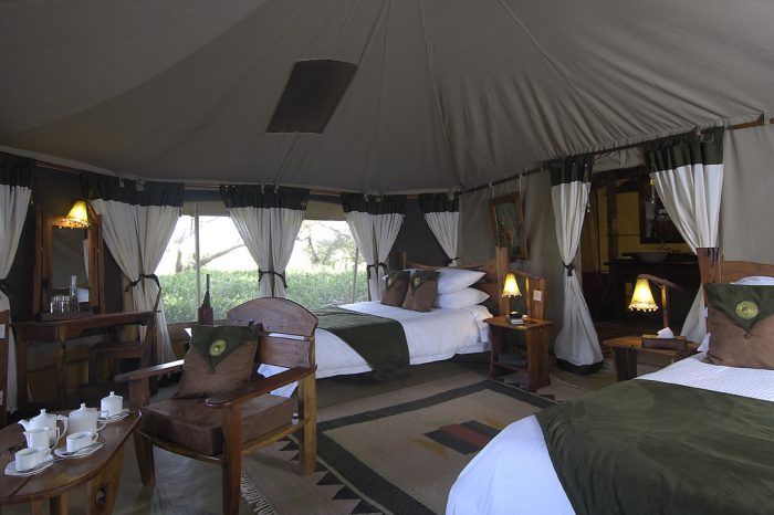 Elephant Bedroom Camp – Samburu