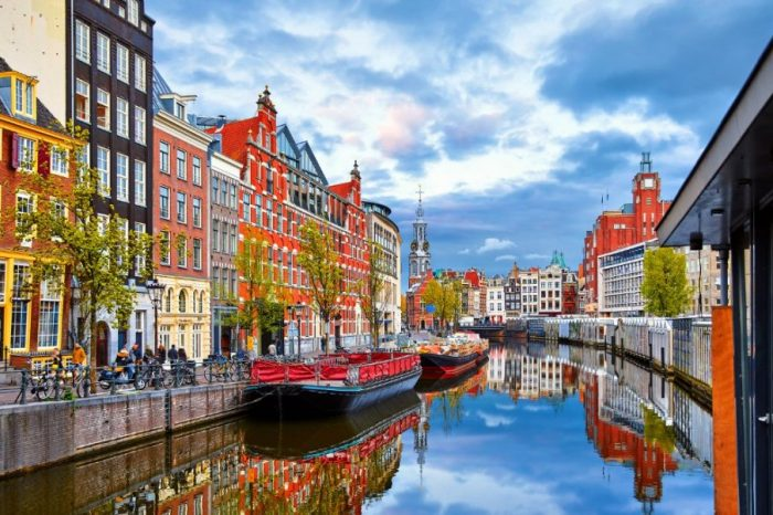 Amsterdam Holiday
