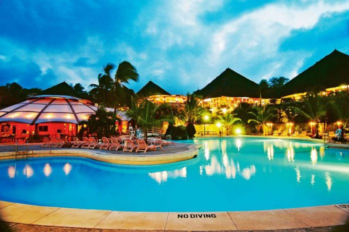 Leopard Beach Resort – Diani