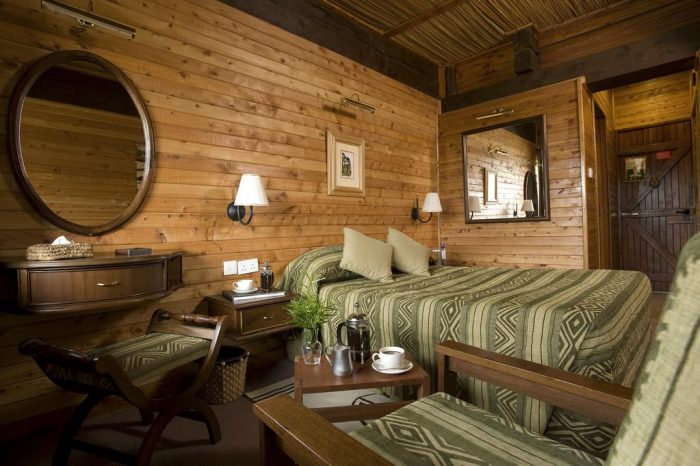 Serena Mountain Lodge – Mount Kenya Region