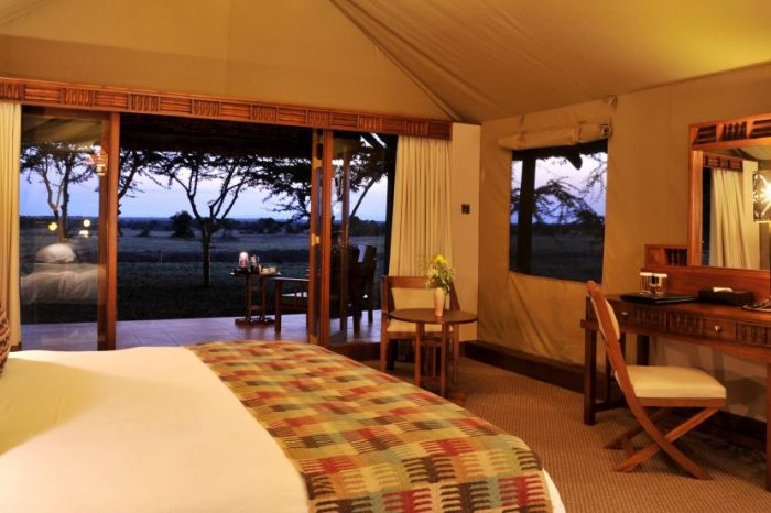 Serena Sweetwaters Tented Camp – Laikipia