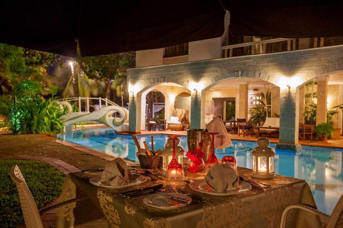 The Maji Boutique Hotel – Diani