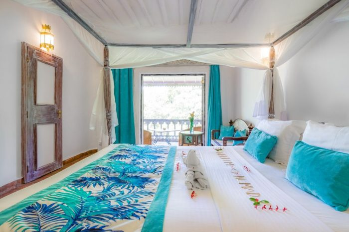 The Sands At Nomad Hotel – Diani
