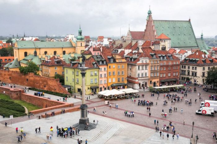 Warsaw Holiday