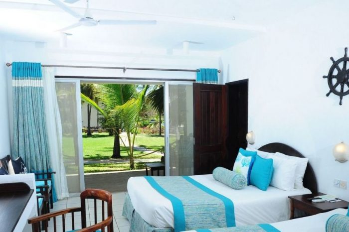 Voyager Beach Resort – Mombasa