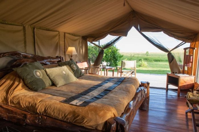 Governors Camp – Maasai Mara