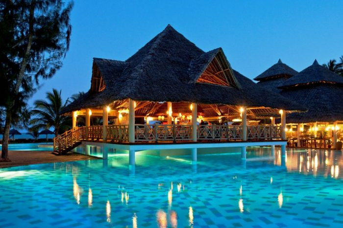 Neptune Palm Beach Boutique Resort – Diani